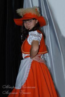 костюм лисы для подростка фото