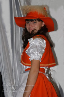 костюм лисы для взрослых фото