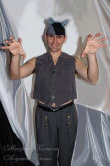 костюм волка для взрослых фото 486