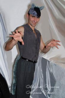 костюм волка взрослый карнавальный фото