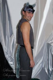 костюм волка взрослый маскарадный фото