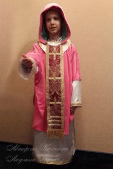 фото костюм Святого Николая