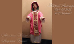 костюм Святого Николая фото