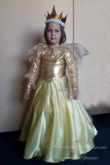 фото костюм королевы клэрион