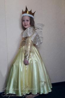 фото костюм королевы клэрион с крыльями