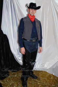 фото взрослый карнавальный костюм ковбоя