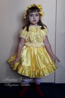 фото костюм теста для ребенка