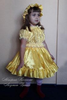 фото карнавальный детский костюм теста