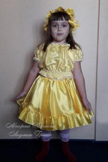 фото маскарадный детский костюм теста