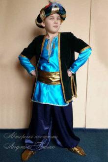 костюм шейха или восточного принца фото 519