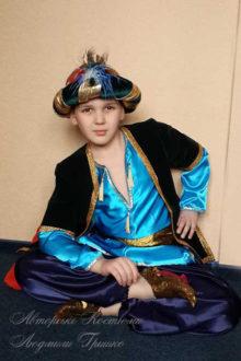карнавальный костюм шейха фото 848