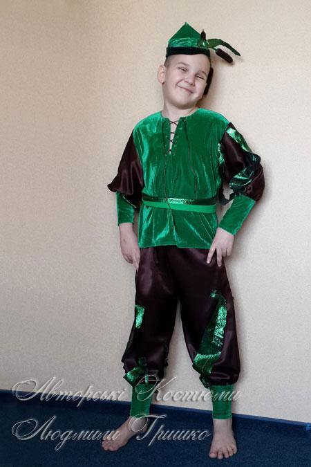 авторский карнавальный костюм Камыш фото 131