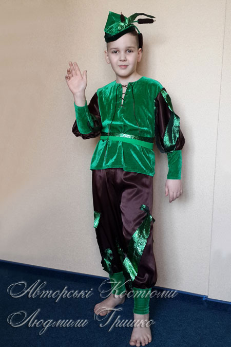 новогодний детский костюм камыш фото 153