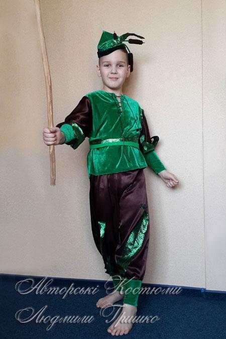 костюм на праздник осени - камыш фото 300