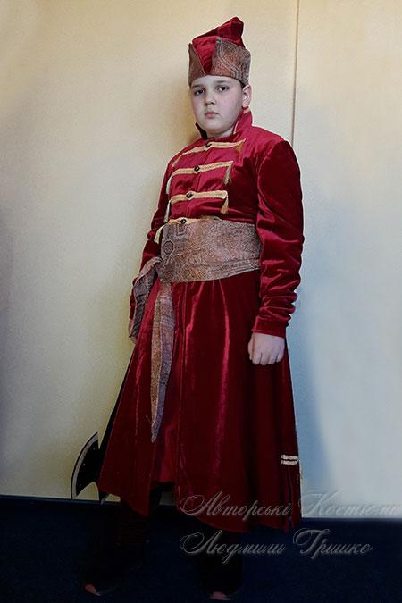 карнавальный костюм иван царевич