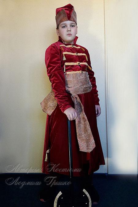 иван царевич - карнавальный наряд для мальчика