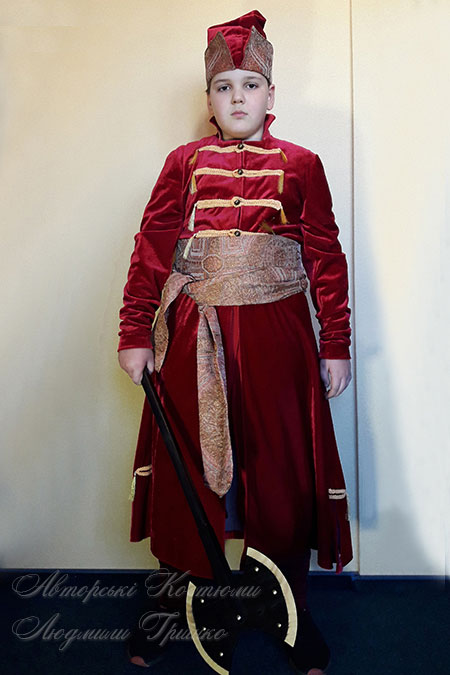 костюм ивана царевича