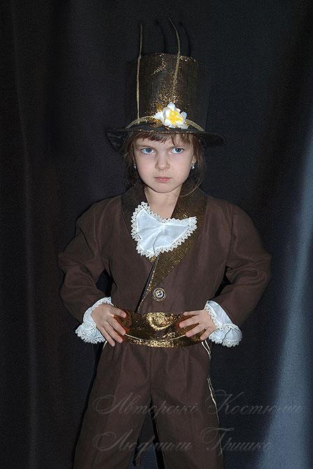 маскарадный наряд для мальчика - таракан