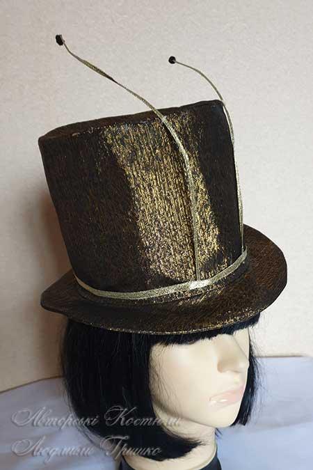 цилиндр шляпа кузнечика