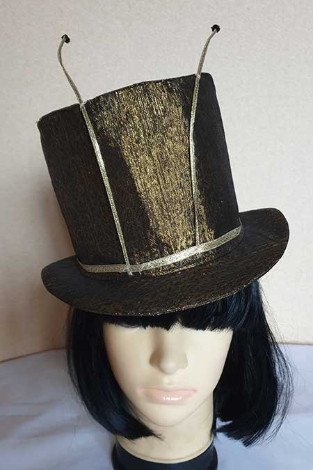 шляпа сверчка