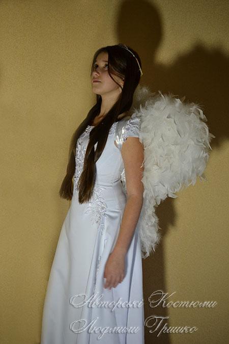 женский костюм ангел