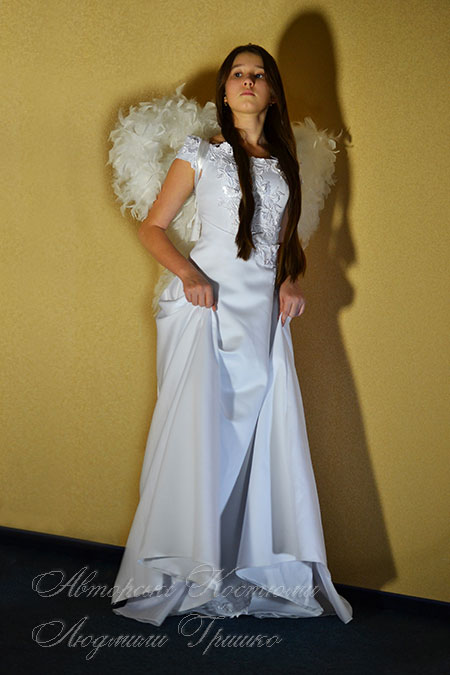 взрослый костюм ангела
