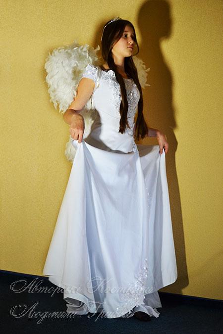 костюм ангела для взрослых