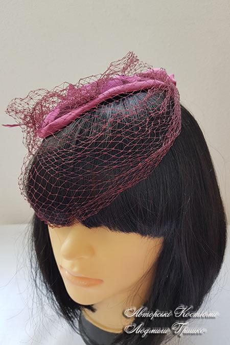 дамская шляпка - стиль 20-х
